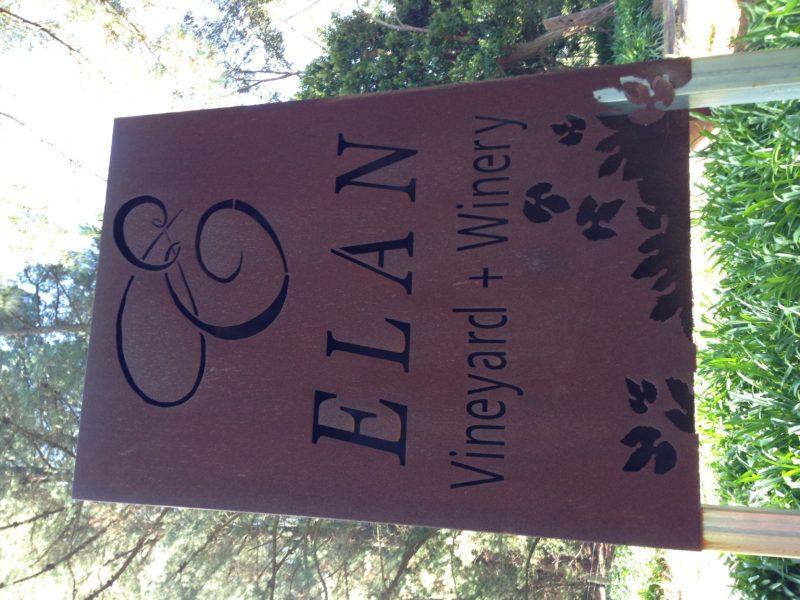 Elan Vineyard and Winery