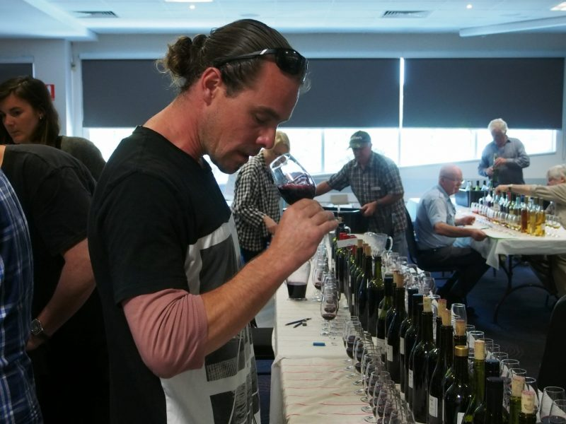 Eltham and District Wine Guild Annual Wine Show