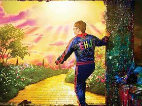 Elton John at AAMI Park - Farewell Yellow Brick Road Tour