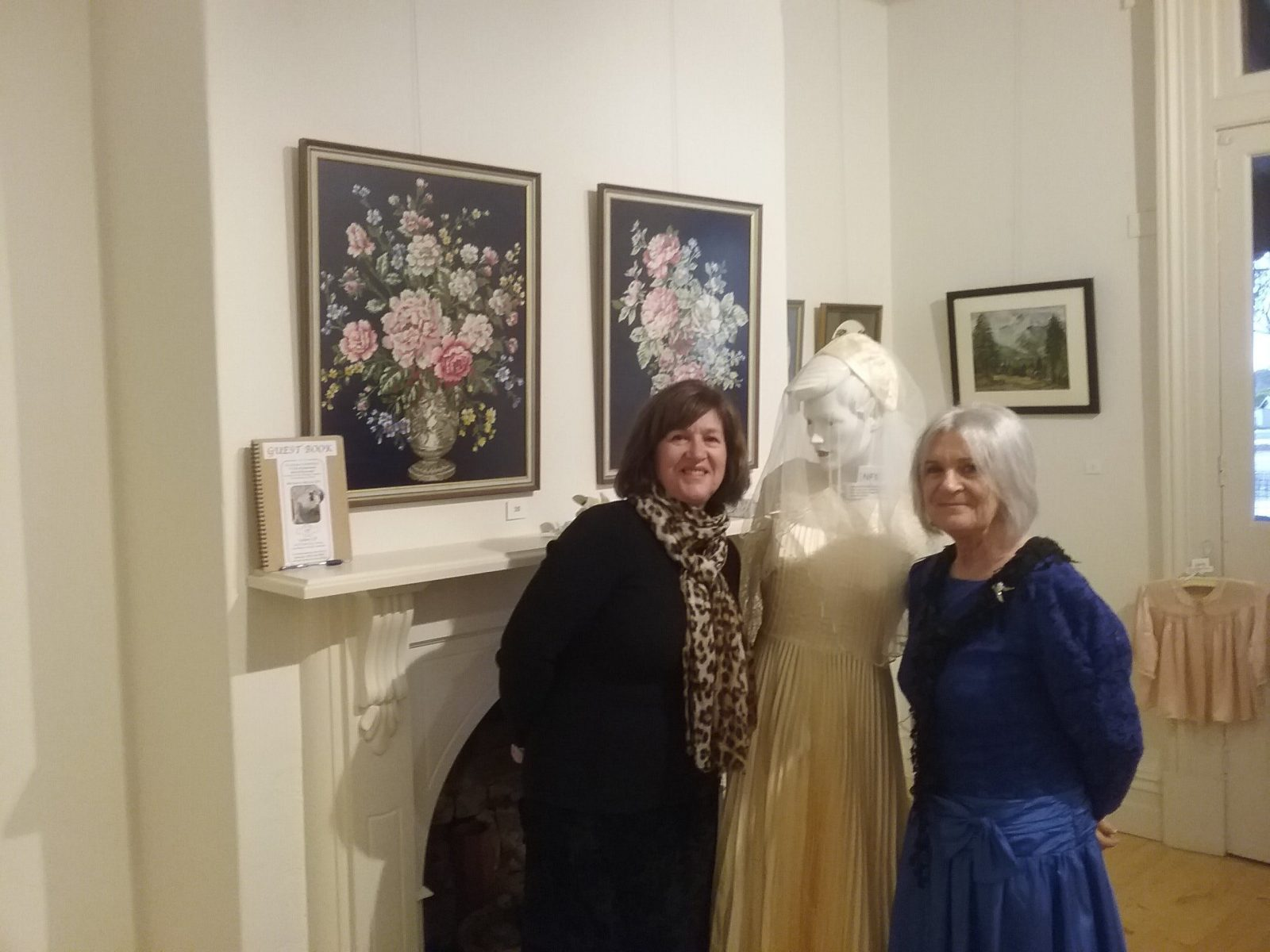 Elva Barker Exhibition: A Life of Inspiration Born of Necessity