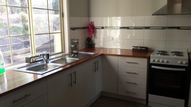 Emu Lodge Country Retreat Kitchen