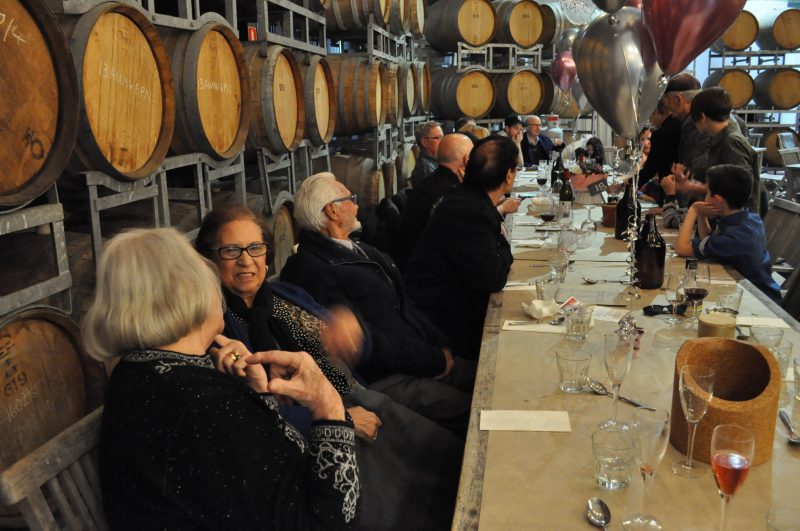 Daylesford Wine Tours takes you behind the scenes for this wine event