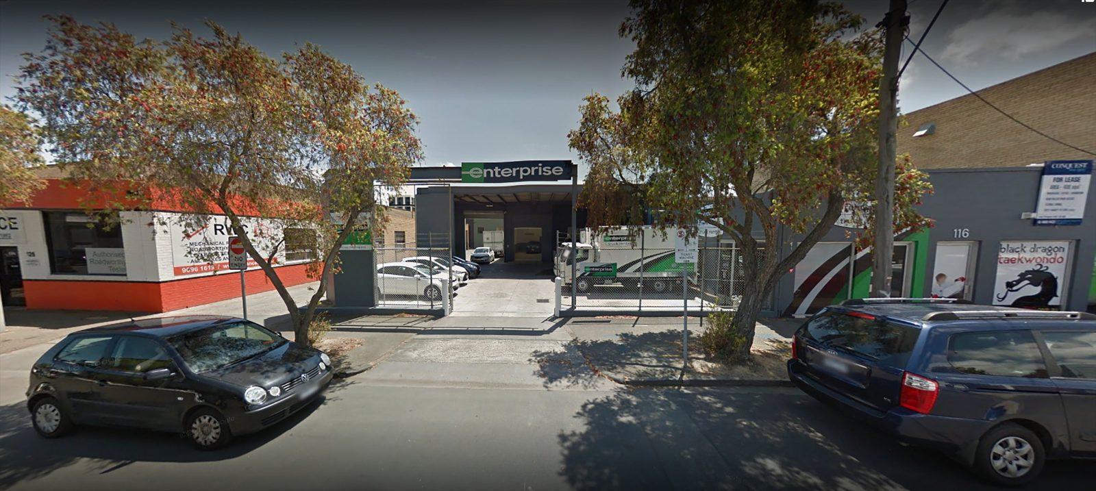 Enterprise Rent a Car Melbourne Downtown Image