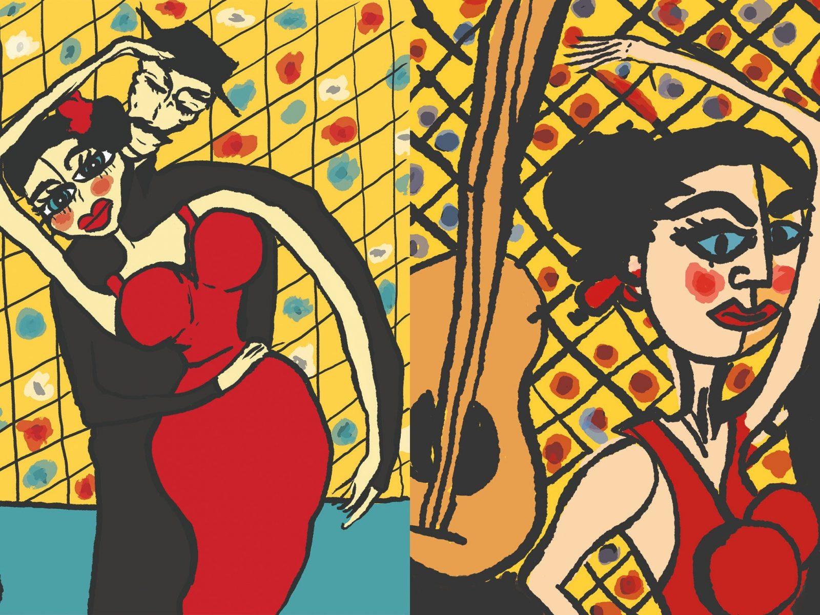 España El Vito the Spirit of Spain and Tango