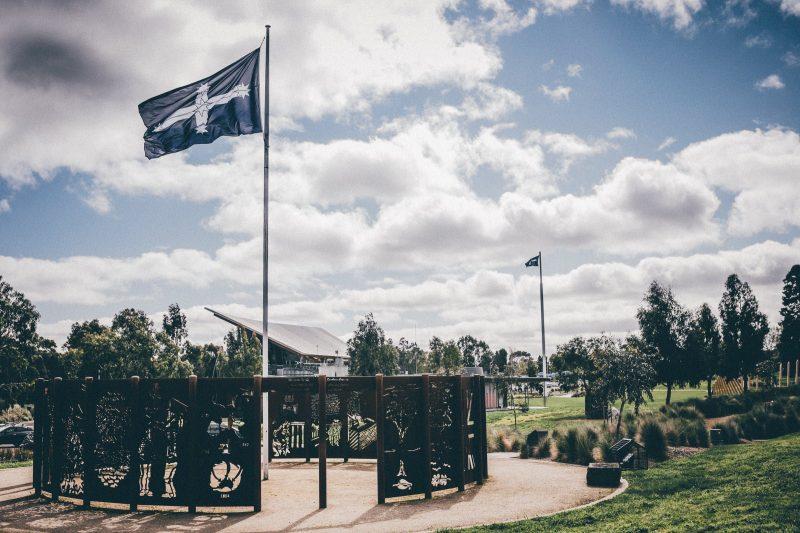 Eureka Stockade 150th anniversary memorial