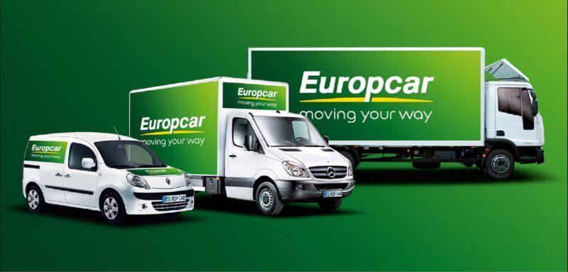 Europcar Ballarat Vehicle range