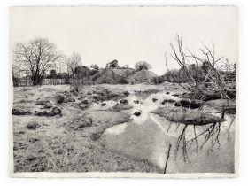 Clunes - Ink on Paper