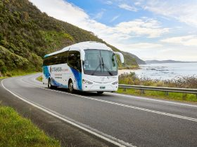 Extragreen Holidays Luxury Coach