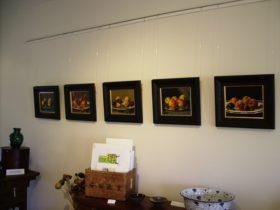 Exhibition: Recent Paintings, Jan Mc Neill, 2009, Oils