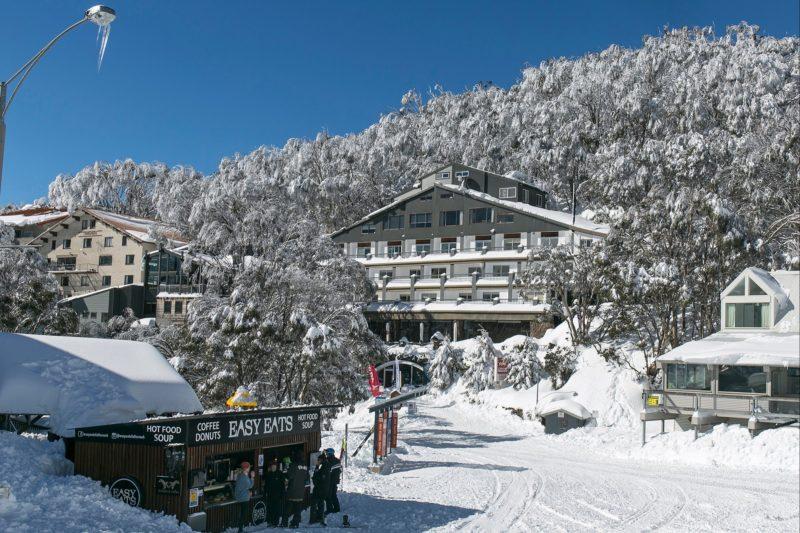 Falls Creek Hotel