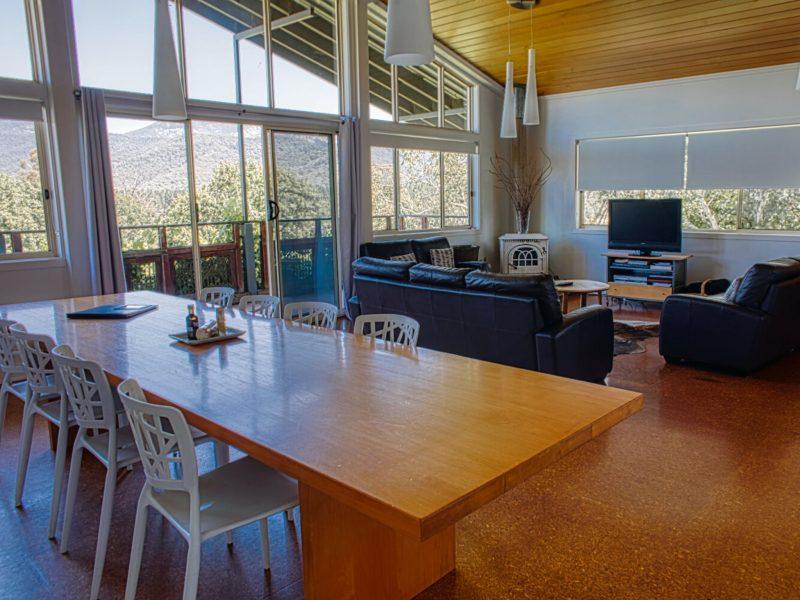 Mt Buffalo View Apartment
