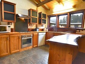 Feathertop Retreat Kitchen