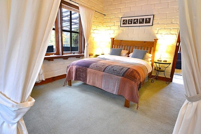 Feathertop Retreat Bedroom