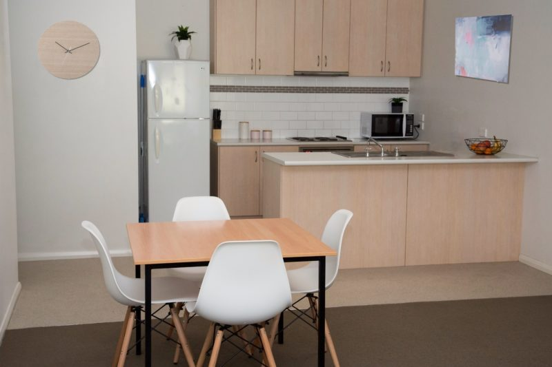 Elsworth Street Apartments Self Contained Kitchen