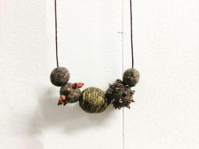 Felted Jewellery - Zetta Kanta