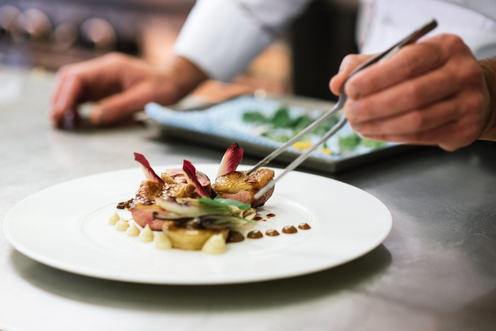 Peninsula fine dining