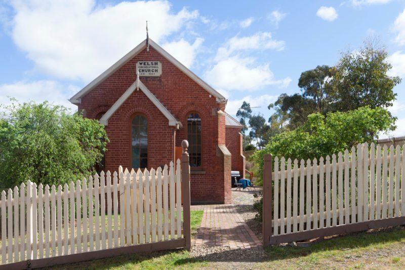 Exterior, the Welsh Church