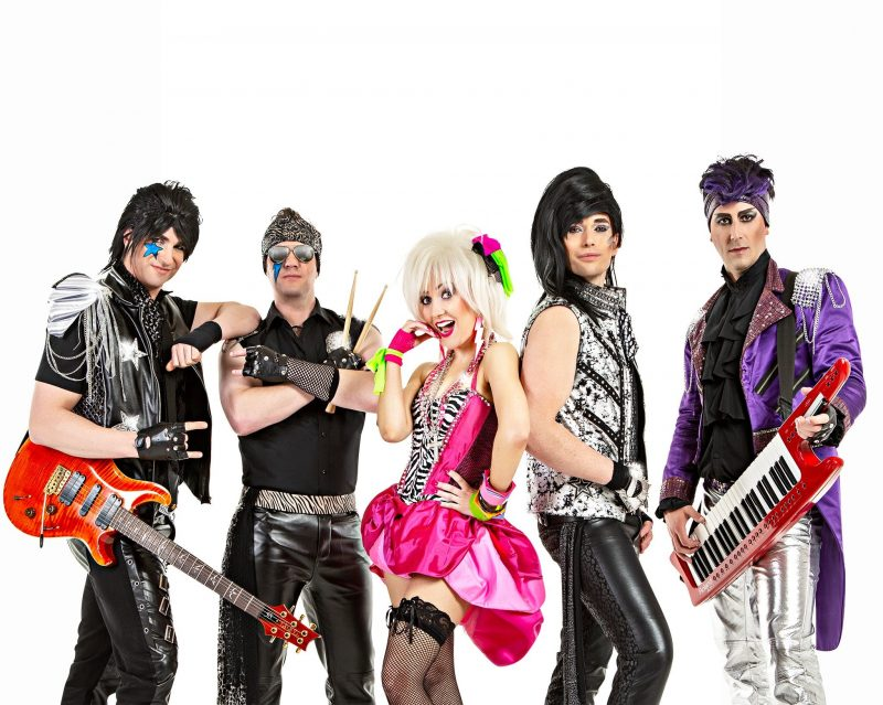 Forever 80's Tribute Band Doncaster Shopping town Melbourne Tickets Live Music