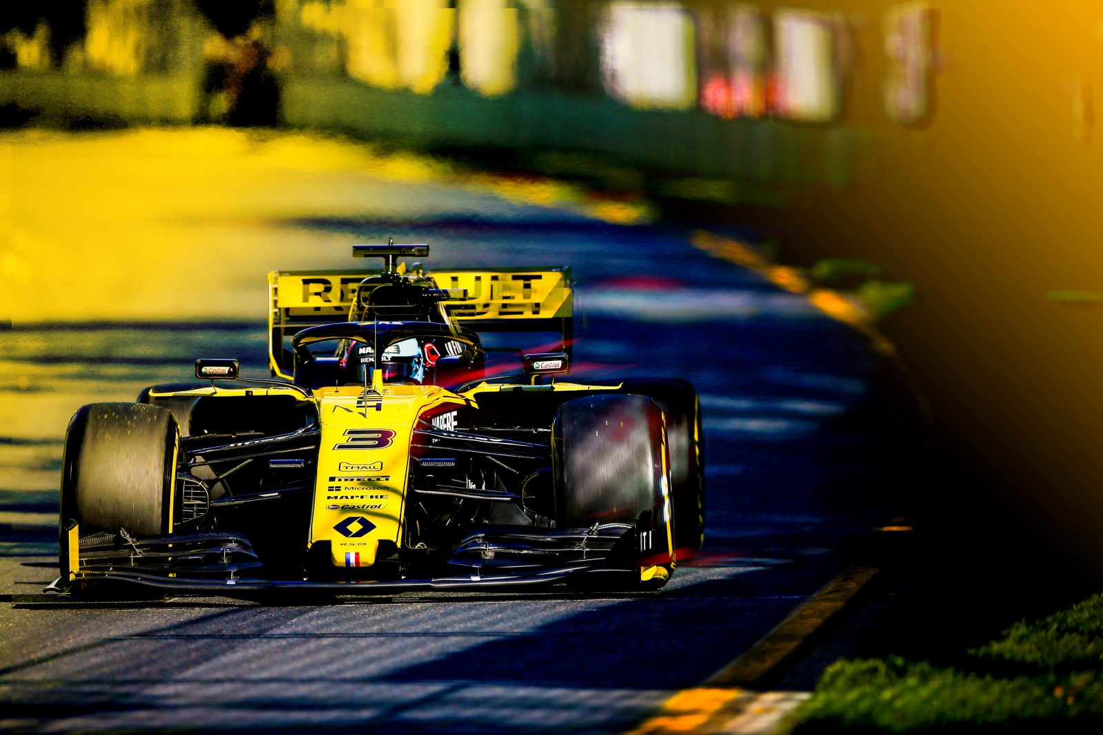 Renault Car Filtered