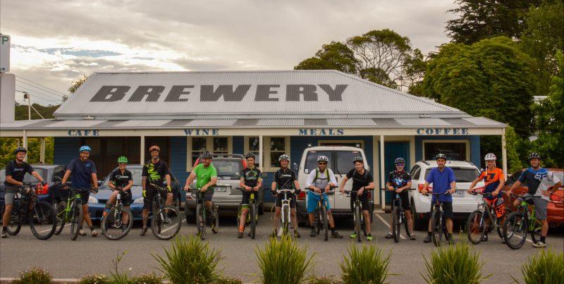 Brew-Crew Thursday night social MTB rides