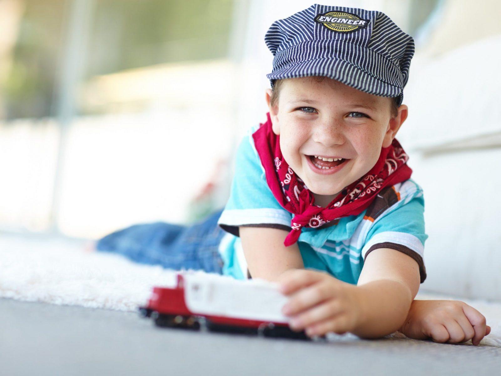 Free train rides with Thomas