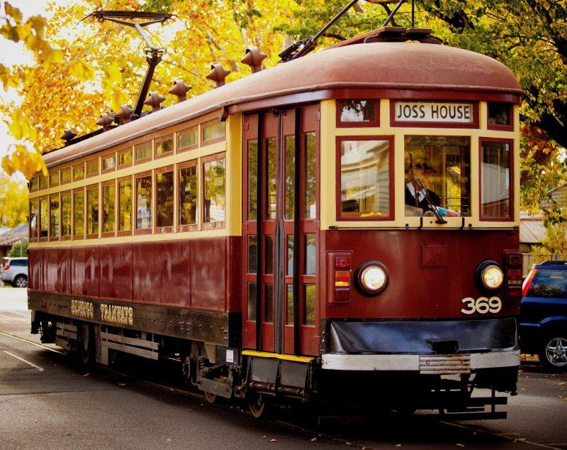 Bendigo Friday Night Tram