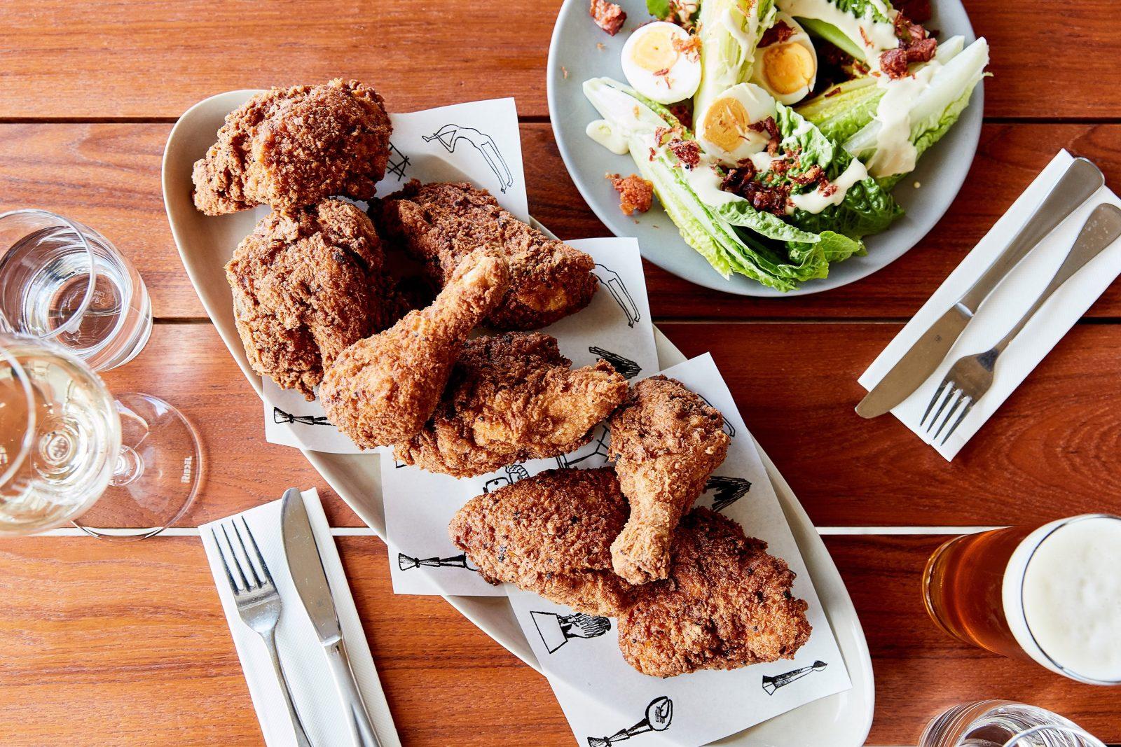 Pt. Leo Estate Fried Chicken Fridays