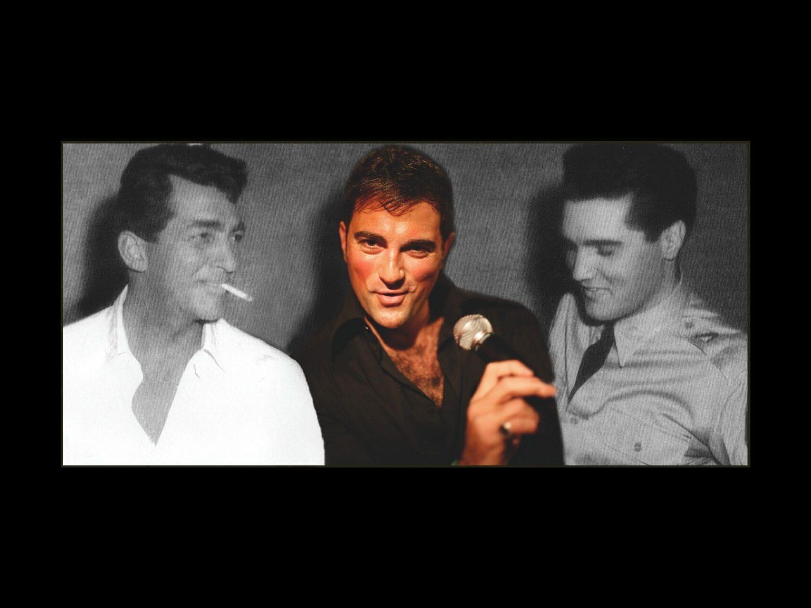 Elvis, Dean Martin