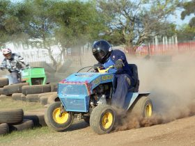 Austraslian Lawn Mower Racing Championships