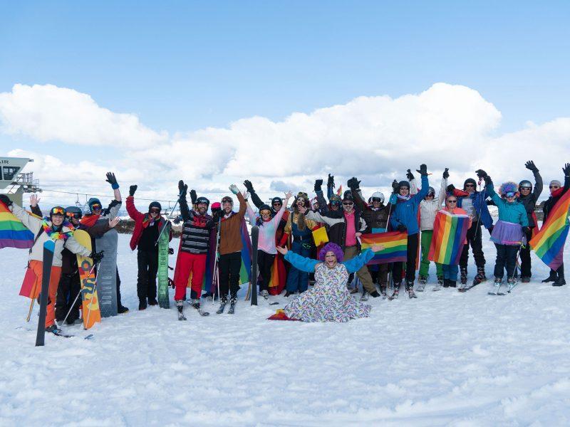 Best Gay Ski Week Australia at Hotham Alpine Resort