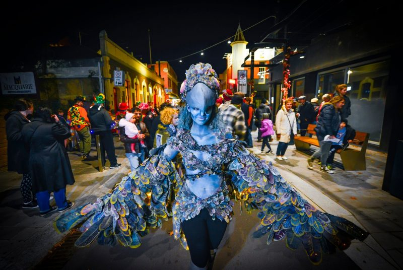 The Harpy by Ayrlie Lane at Geelong After Dark 2018