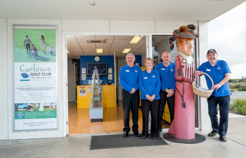 Volunteers at Geelong and Great Ocean Road Visitor Information Centre