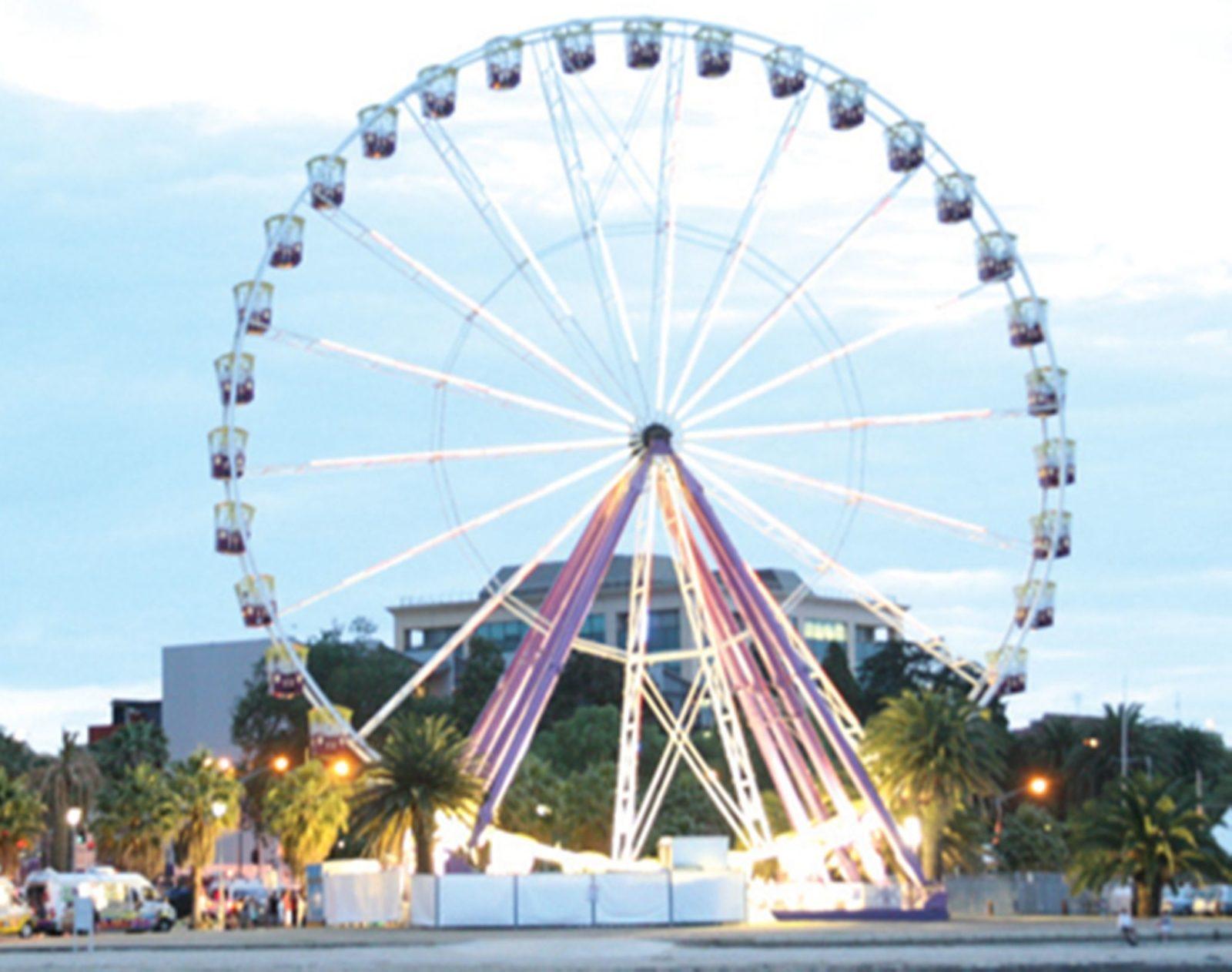 Giant Ferris Wheel - Hi Lite Amusements