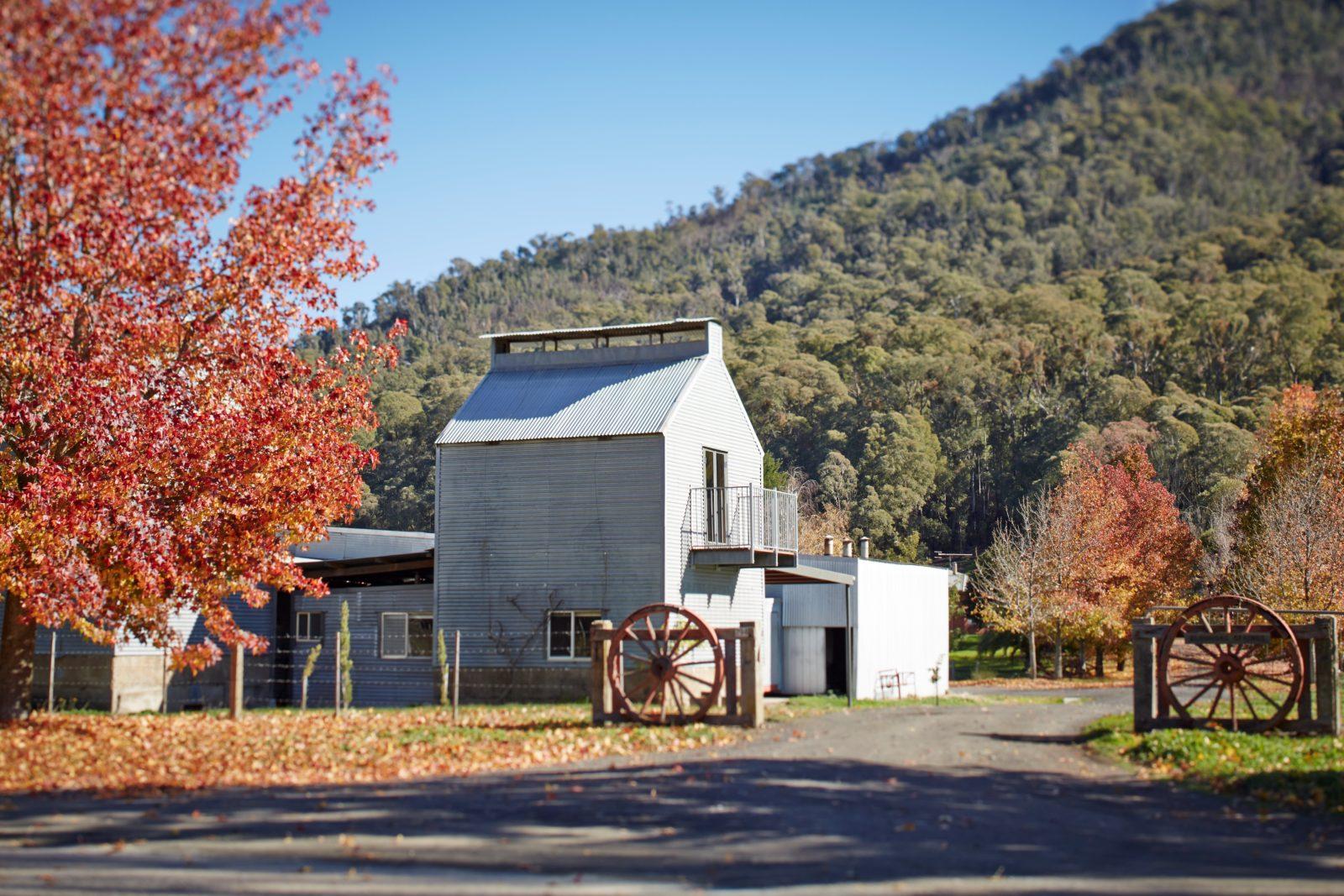 King Valley Kiln - Glenmore Springs Accommodation