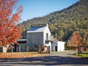 King Valley Kiln - Glenmore Springs Accommodation