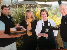 Wines, beers and delicious food on the Glenrowan Winemakers' Weekend menus