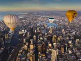 Melbourne Ballooning