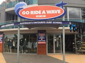 Torquay Surf Shop