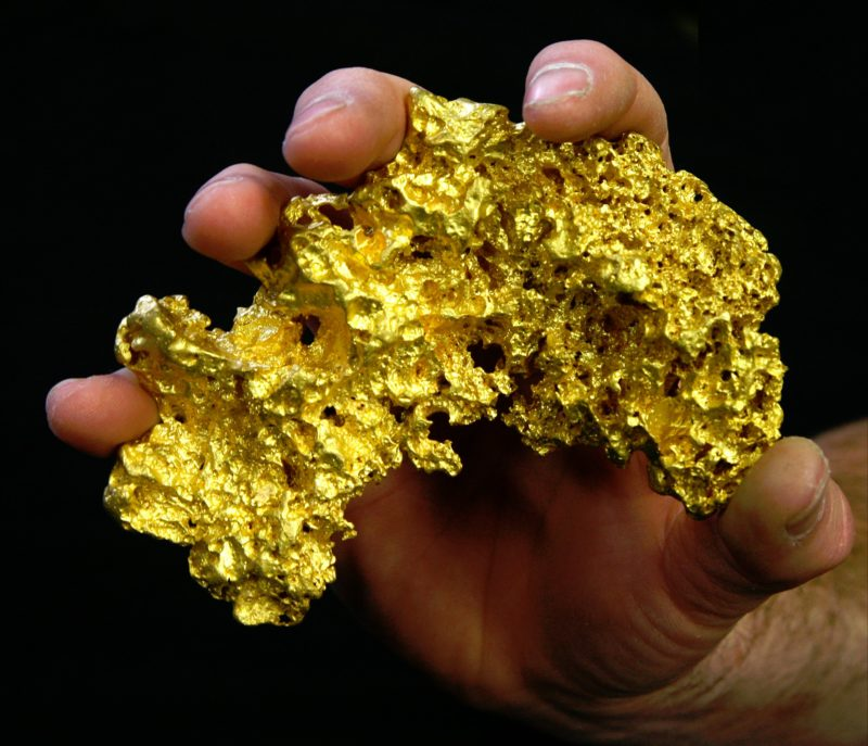 24 oz gold nugget, Gold & Relics gold prospecting adventure tour