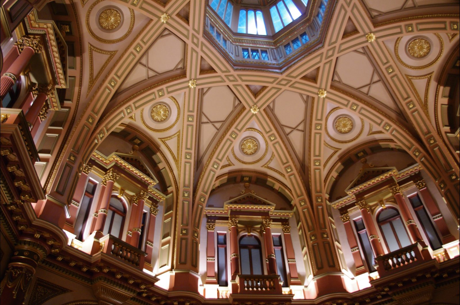 Visit the Dome on Collins Street on the West End walk