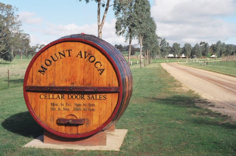 Mount Avoca Winery