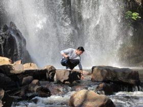 MacKenzie Waterfall