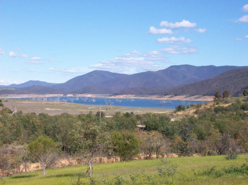 Views of Lake Eildon