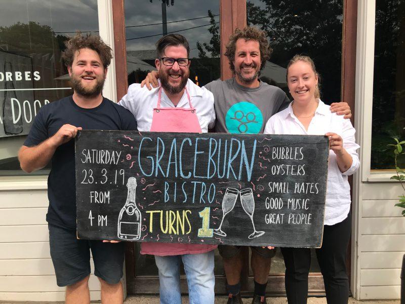 Graceburn Wine Room team