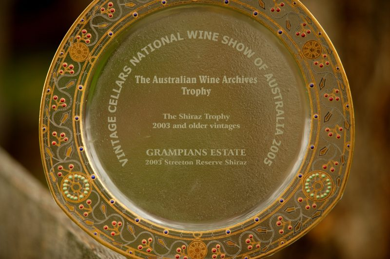 National Wine Show Trophy