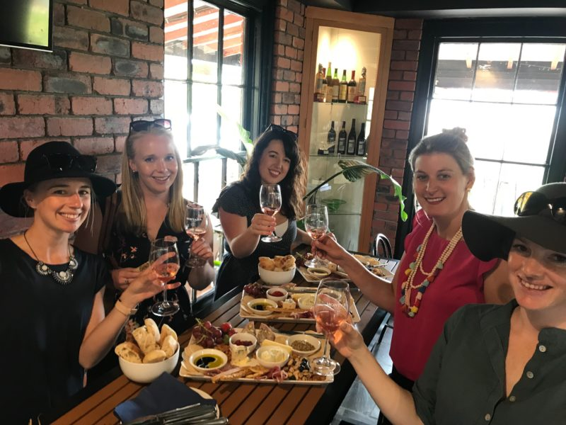 Grab your friends for a wine tour