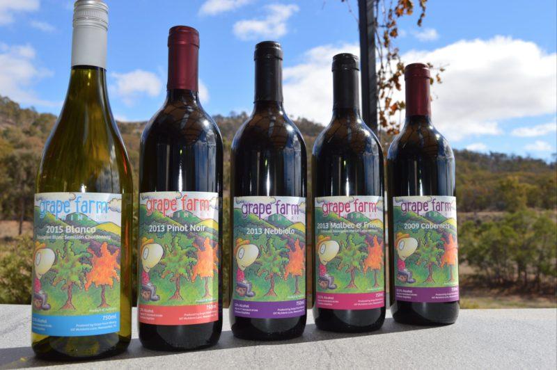 Grape Farm Winery family