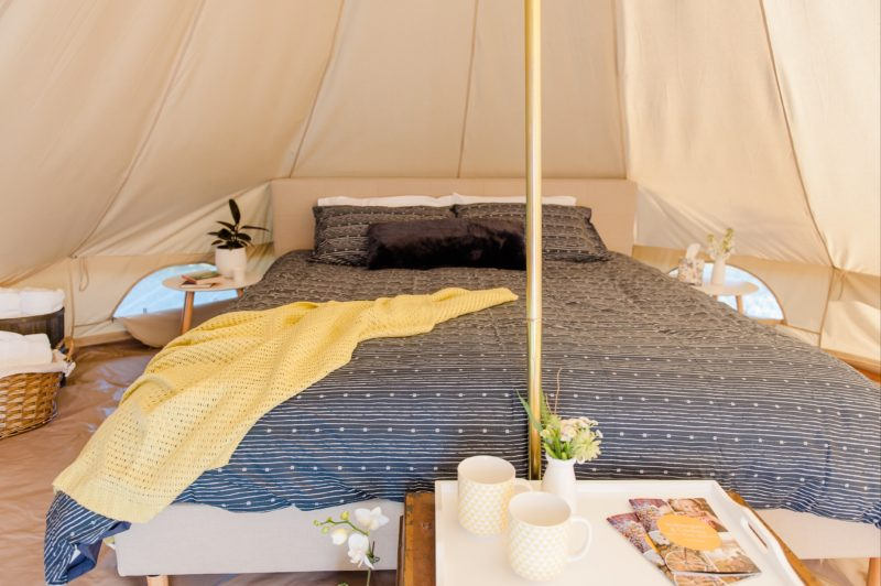 Nethrrby Tent Interior