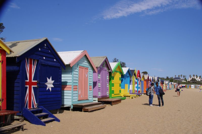 Brighton Beach Boxes - Melbourne Highlights Tour