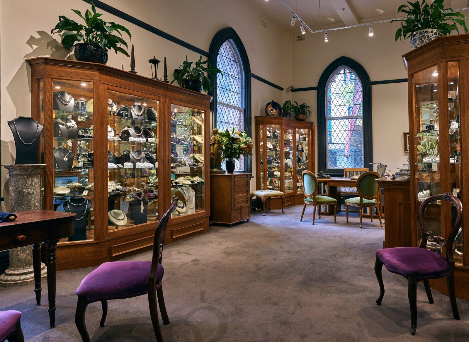 Interior Gray Reid Gallery